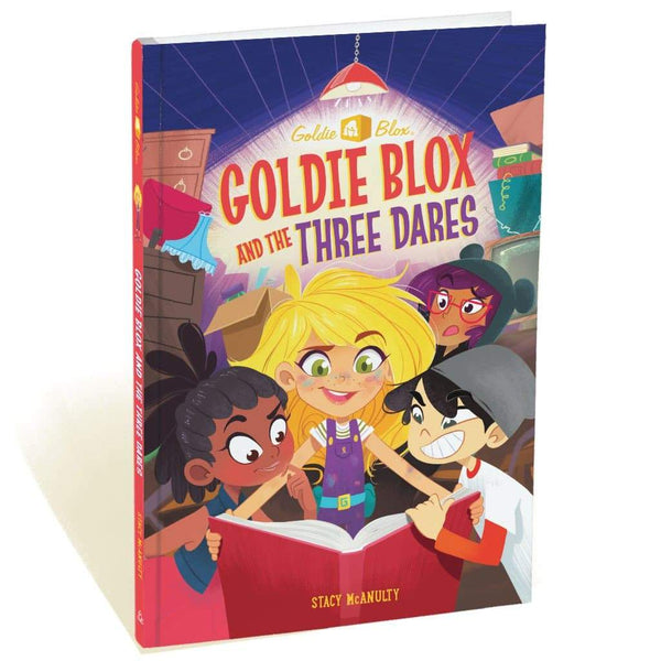 Goldie Blox & The Three Dares