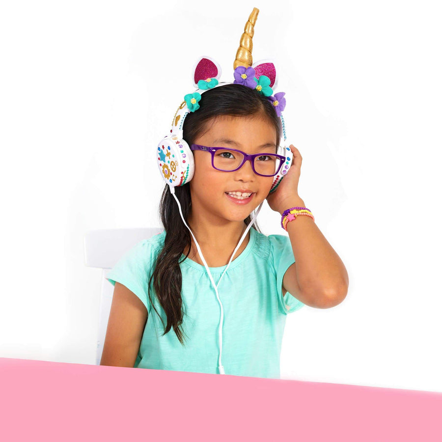 DIY Unicorn Headphones Toys GoldieBlox, Inc.