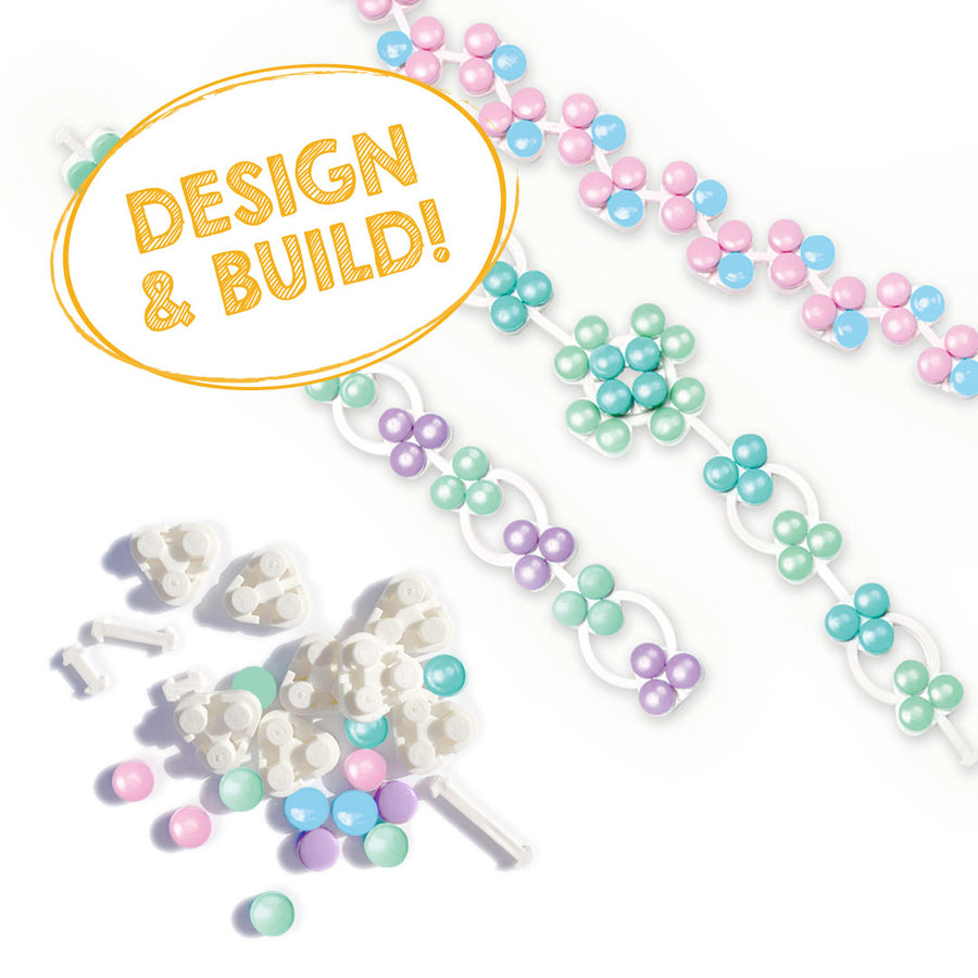 Friendship Bracelets Building Kit