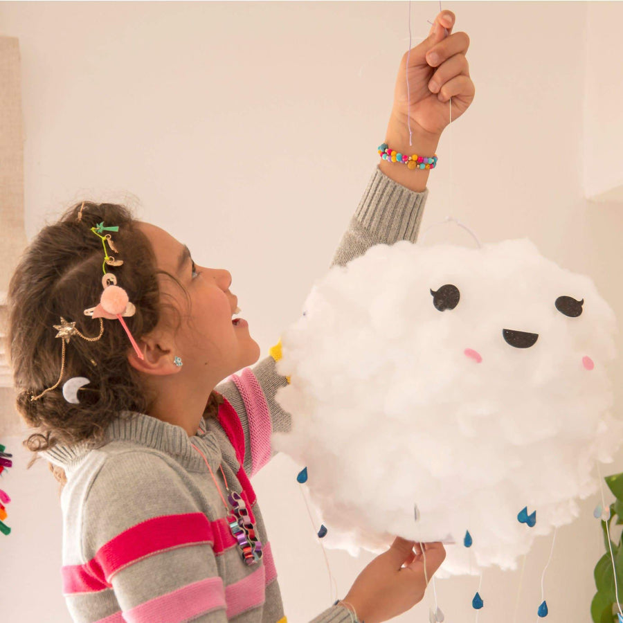 DIY LED Cloud Light Toys GoldieBlox, Inc.