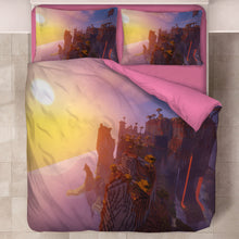 Load image into Gallery viewer, Minecraft #40 Duvet Cover Quilt Cover Pillowcase Bedding Set Bed Linen Home Decor