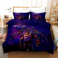Load image into Gallery viewer, Fortnite Chapter2 Season 3 #10 Duvet Cover Quilt Cover Pillowcase Bedding Set Bed Linen Home Bedroom Decor