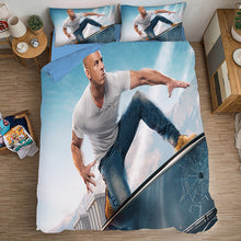 Load image into Gallery viewer, Fast & Furious #12 Duvet Cover Quilt Cover Pillowcase Bedding Set Bed Linen Home Bedroom Decor