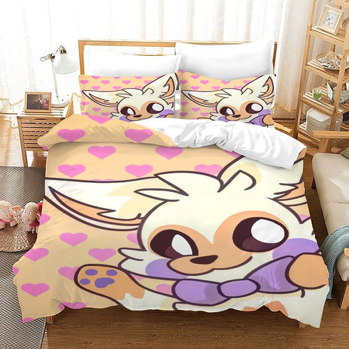 Bendy And The Ink Machine #53 Duvet Cover Quilt Cover Pillowcase Bedding Set Bed Linen Home Bedroom Decor