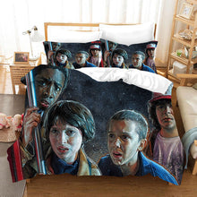 Load image into Gallery viewer, Stranger Things Season 1 #16 Duvet Cover Quilt Cover Pillowcase Bedding Set