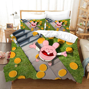 The Amazing World of Gumball #16 Duvet Cover Quilt Cover Pillowcase Bedding Set Bed Linen Home Bedroom Decor