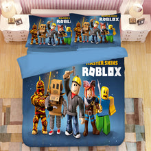Load image into Gallery viewer, Roblox Team #55 Duvet Cover Quilt Cover Pillowcase Bedding Set Bed Linen Home Decor