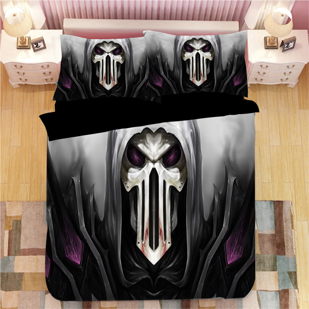 World of Warcraft WOW #1 Duvet Cover Quilt Cover Pillowcase Bedding Set Bed Linen Home Bedroom Decor