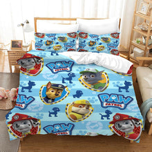 Load image into Gallery viewer, PAW Patrol Marshall #50 Duvet Cover Quilt Cover Pillowcase Bedding Set Bed Linen Home Decor