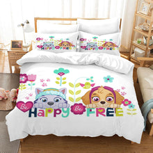 Load image into Gallery viewer, PAW Patrol Marshall #55 Duvet Cover Quilt Cover Pillowcase Bedding Set Bed Linen Home Decor