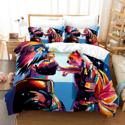 Naruto Shippūden Season 2 #27 Duvet Cover Quilt Cover Pillowcase Bedding Set Bed Linen Home Bedroom Decor