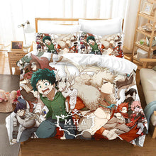 Load image into Gallery viewer, My Hero Academia Season 4 #28 Duvet Cover Quilt Cover  Pillowcase Bedding Set