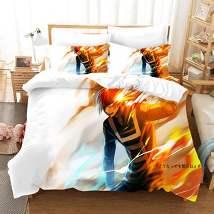 My Hero Academia Season 4 #29 Duvet Cover Quilt Cover  Pillowcase Bedding Set