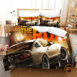 Need for Speed #3 Duvet Cover Quilt Cover Pillowcase Bedding Set Bed Linen Home Bedroom Decor