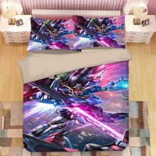 Load image into Gallery viewer, GUNDAM #11 Duvet Cover Quilt Cover Pillowcase Bedding Set Bed Linen Home Bedroom Decor