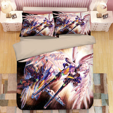 Load image into Gallery viewer, GUNDAM #6 Duvet Cover Quilt Cover Pillowcase Bedding Set Bed Linen Home Bedroom Decor