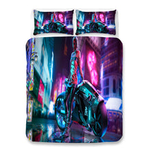Load image into Gallery viewer, Cyberpunk 2077 #34 Duvet Cover Quilt Cover Pillowcase Bedding Set Bed Linen Home Bedroom Decor