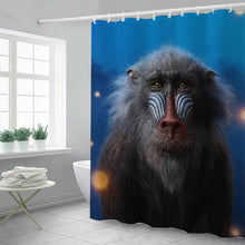 Load image into Gallery viewer, The Lion King Simba #11 Shower Curtain Waterproof Bath Curtains Bathroom Decor With Hooks