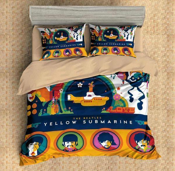 The Beatles #1  Duvet Cover Pillowcase Cover Bedding Set