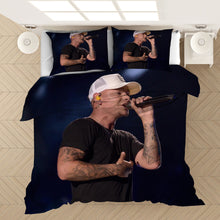 Load image into Gallery viewer, Hip Hop Rapper Eminem #5 Duvet Cover Quilt Cover Pillowcase Bedding Set Bed Linen Home Bedroom Decor