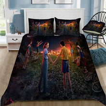 Load image into Gallery viewer, Stranger Things #2 Duvet Cover Quilt Cover Pillowcase Bedding Set