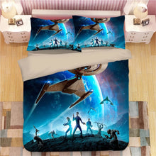 Load image into Gallery viewer, Star Trek Enterprise #12 Duvet Cover Quilt Cover Pillowcase Bedding Set Bed Linen Home Decor