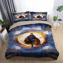 Load image into Gallery viewer, Doctor Strange Marvel Superhero #10 Duvet Cover Quilt Cover Pillowcase Bedding Set Bed Linen Home Decor
