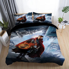 Load image into Gallery viewer, Doctor Strange Marvel Superhero #11 Duvet Cover Quilt Cover Pillowcase Bedding Set Bed Linen Home Decor