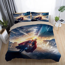 Load image into Gallery viewer, Doctor Strange Marvel Superhero #13 Duvet Cover Quilt Cover Pillowcase Bedding Set Bed Linen Home Decor