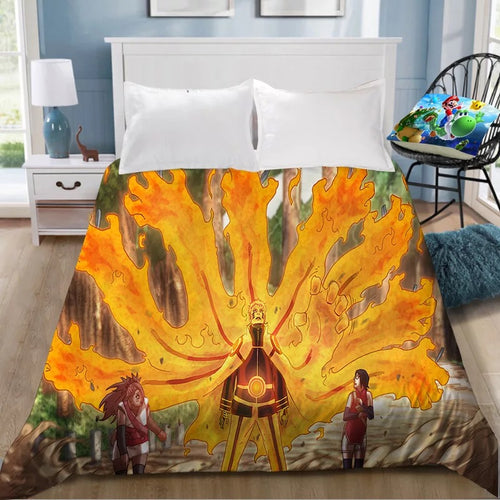 Naruto Uzumaki Naruto #29 Duvet Cover Quilt Cover Pillowcase Bedding Set Bed Linen Home Decor
