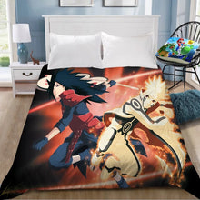Load image into Gallery viewer, Naruto Uzumaki Naruto #33 Duvet Cover Quilt Cover Pillowcase Bedding Set Bed Linen Home Decor