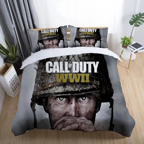 Call of Duty #31 Duvet Cover Quilt Cover Pillowcase Bedding Set Bed Linen Home Decor