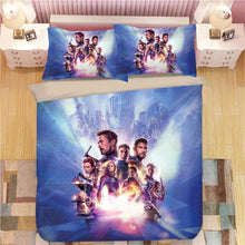 Load image into Gallery viewer, Avengers Infinity War #15 Duvet Cover Quilt Cover Pillowcase Bedding Set Bed Linen Home Decor