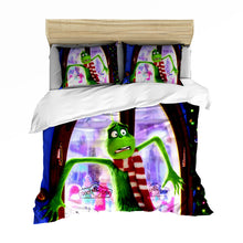 Load image into Gallery viewer, 2019 Movie The Grinch How the Grinch Stole Christmas #10 Duvet Cover Quilt Cover Pillowcase Bedding Set Bed Linen Home Decor