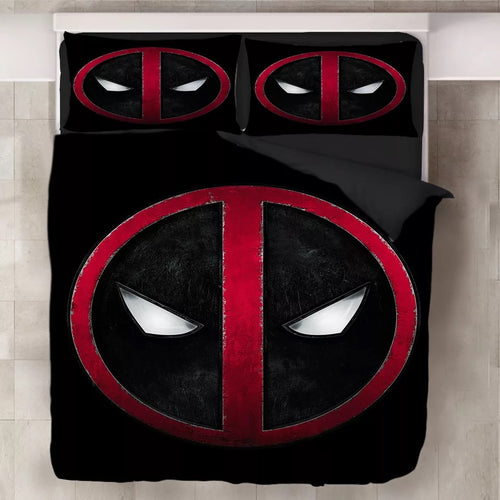 Deadpool X-Men #6 Duvet Cover Quilt Cover Pillowcase Bedding Set Bed Linen Home Decor