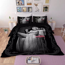 Load image into Gallery viewer, Marilyn Monroe #5 Duvet Cover Quilt Cover Pillowcase Bedding Set Bed Linen Home Decor