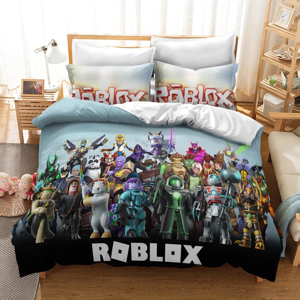 Roblox Twin Bed Set