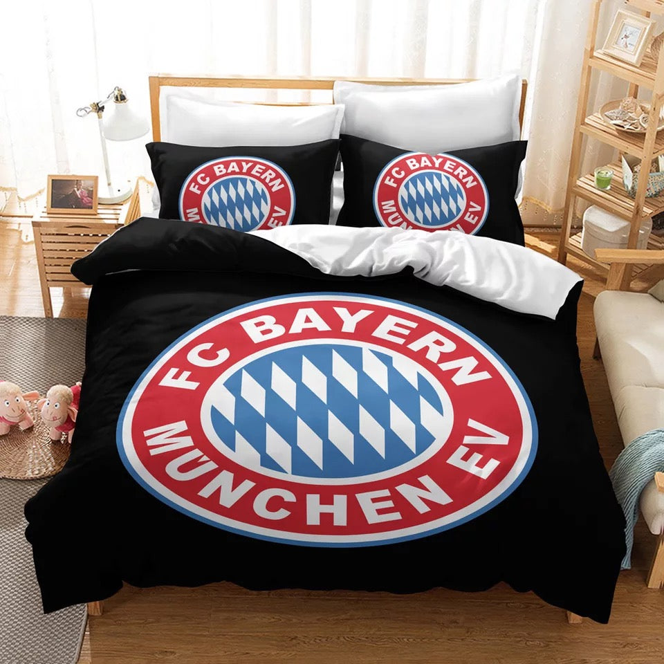 Fc Bayern München Bayern Munich Football Club 17 Duvet Cover Quilt Co Bedding Picky