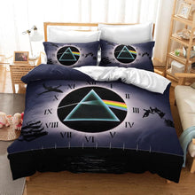 Load image into Gallery viewer, Pink Floyd #2 Duvet Cover Quilt Cover Pillowcase Bedding Set Bed Linen Home Decor