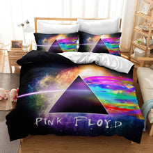 Load image into Gallery viewer, Pink Floyd #4 Duvet Cover Quilt Cover Pillowcase Bedding Set Bed Linen Home Decor