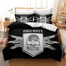 Load image into Gallery viewer, Call of Duty #16 Duvet Cover Quilt Cover Pillowcase Bedding Set Bed Linen Home Decor