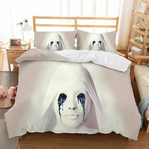 American Horror Story #6 Duvet Cover Quilt Cover Pillowcase Bedding Set Bed Linen Home Bedroom Decor