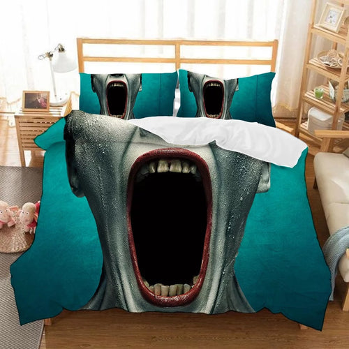 American Horror Story #10 Duvet Cover Quilt Cover Pillowcase Bedding Set Bed Linen Home Bedroom Decor