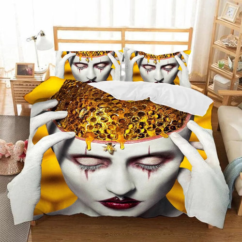 American Horror Story #11 Duvet Cover Quilt Cover Pillowcase Bedding Set Bed Linen Home Bedroom Decor