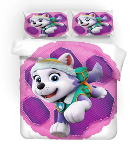 PAW Patrol Marshall #4 Duvet Cover Quilt Cover Pillowcase Bedding Set Bed Linen Home Decor