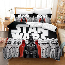 Load image into Gallery viewer, Star Wars #1 Duvet Cover Quilt Cover Pillowcase Bedding Set Bed Linen Home Decor