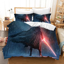 Load image into Gallery viewer, Star Wars #7 Duvet Cover Quilt Cover Pillowcase Bedding Set Bed Linen Home Decor