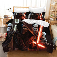 Load image into Gallery viewer, Star Wars #8 Duvet Cover Quilt Cover Pillowcase Bedding Set Bed Linen Home Decor
