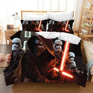 Star Wars #8 Duvet Cover Quilt Cover Pillowcase Bedding Set Bed Linen Home Decor