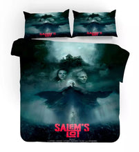 Load image into Gallery viewer, Salem's Lot  Horror Movie #7 Duvet Cover Quilt Cover Pillowcase Bedding Set Bed Linen Home Decor